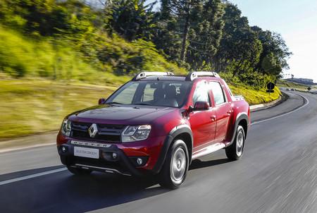 Renault Oroch, al volante de un SUV con caja (y no una pick-up)