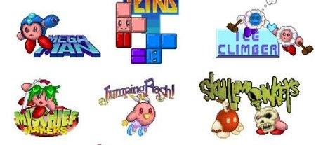 Kirby y sus mil caras