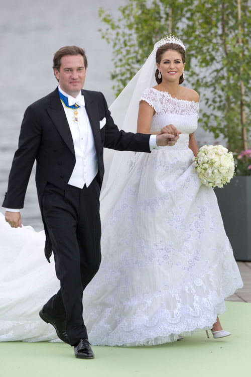 Zapatos novia vestido princesa