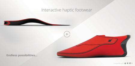 Sigue el camino correcto con estas zapatillas inteligentes