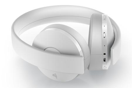 Sony lanza la versión en blanco de sus auriculares inalámbricos pensados para la PlayStation 4