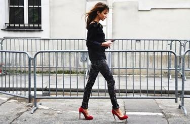 Manual de uso de los zapatos rojos