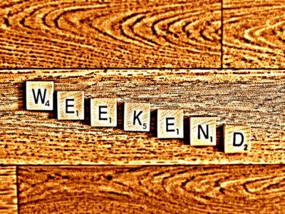 ¡Haz algo diferente este fin de semana!