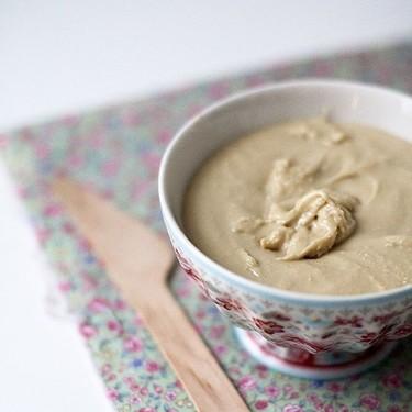 Cómo hacer mantequilla de anacardos, receta de cocina básica