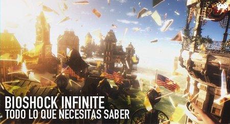 'BioShock Infinite', todo lo que necesitas saber sobre el nuevo 'BioShock'