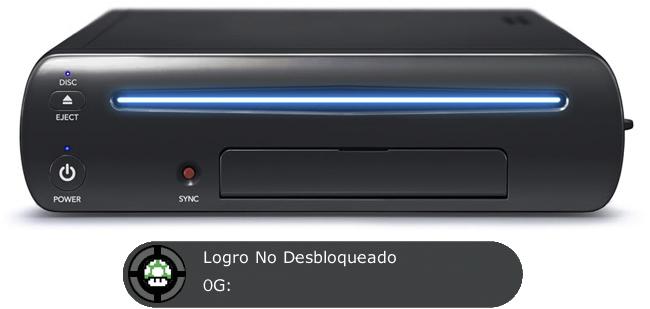 Wii U Logros y trofeos