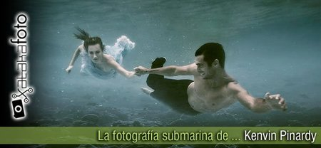 La fotografía submarina de Kenvin Pinardy