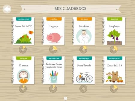 Santillana lanza la aplicación Pupitre destinada a niños de entre 3 y 8 años de edad