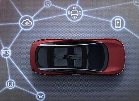 Volkswagen Id Vizzion Concept 2018 1600 17