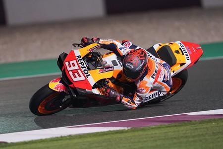 Marc Marquez Catar Motogp 2020