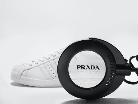 Estas Navidades Papá Noel se hartará de regalar la nueva colaboración de Prada x Adidas