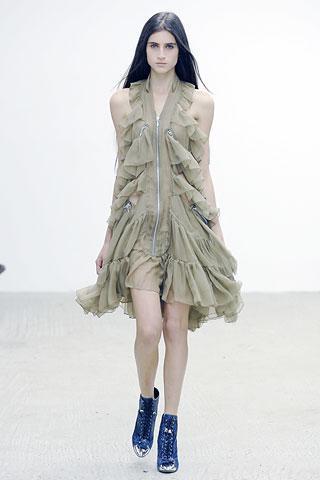 Foto de Christopher Kane en la Semana de la Moda de Londres Primavera/Verano 2008 (11/12)