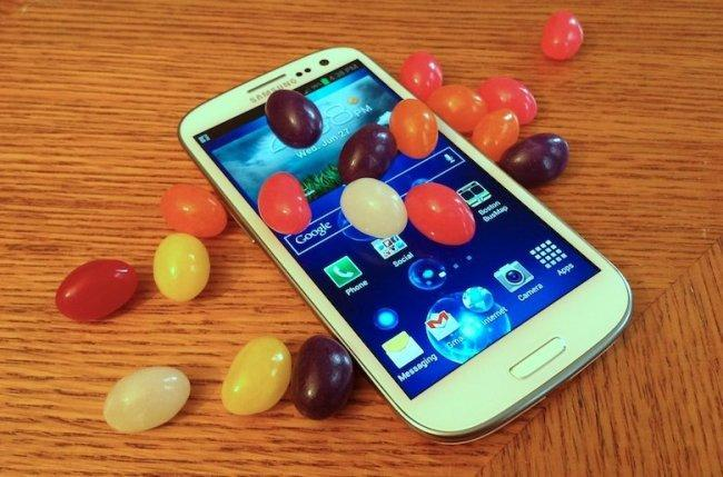 Jelly Bean for Samsung Galaxy SIII