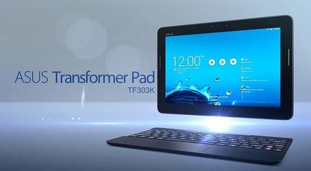 ASUS Transformer Pad TF303K es vista en video, utiliza Snapdragon S4 Pro