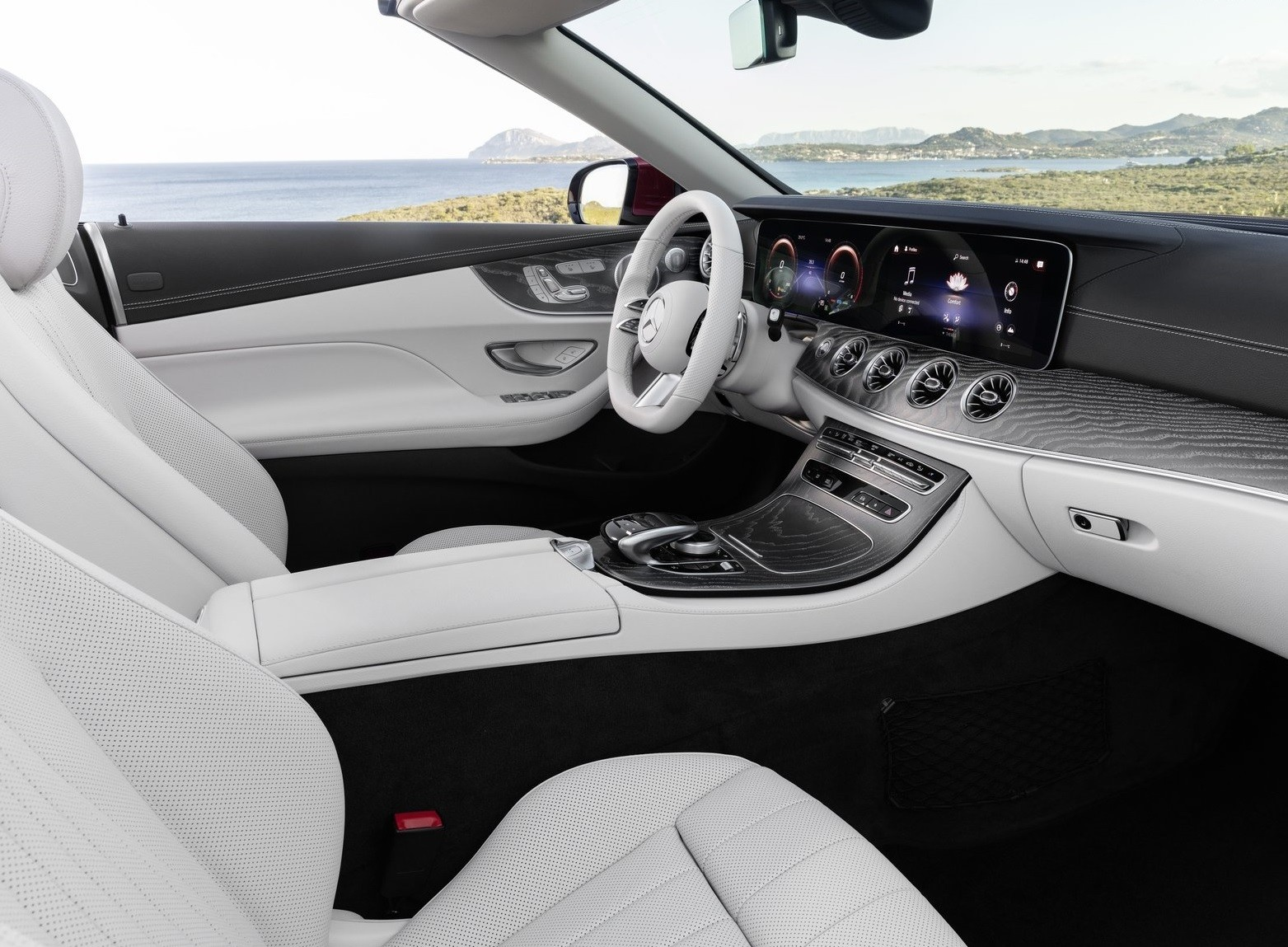 Foto de Mercedes-Benz Clase E convertible 2021 (1/8)