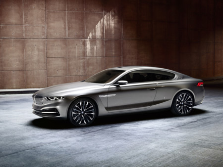 Bmw Gran Lusso Coupe 4