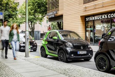 smart dejará de vender vehículos de combustión en América del Norte en 2018: solo ofrecerá eléctricos