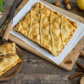 Empanada de manzana, un clásico dulcemente infalible