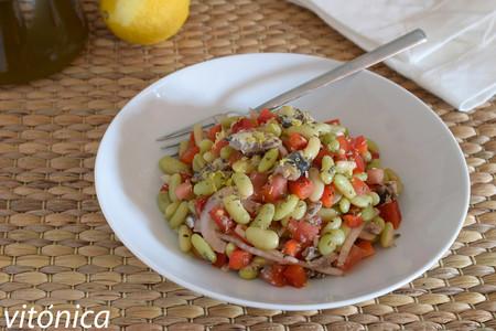 Tu dieta semanal con Vitónica: menú saludable sin gluten, con alimentos de temporada