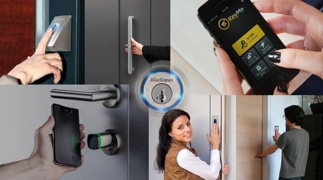 Dejarse las llaves ya no es un problema: lo último en puertas y cerraduras
