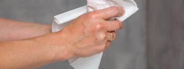 Higiene de manos frente al coronavirus: a la hora de secarnos, mejor usar toallas de papel desechables
