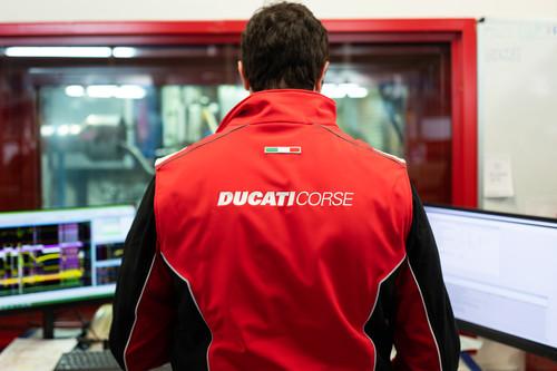 Más de 40 sensores, 30 GB de datos y la oficina móvil de Ducati: así es el equipamiento tecnológico en MotoGP