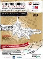 Supercross solidario Comunidad de Madrid