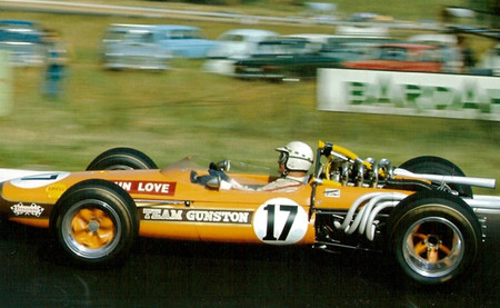 John Love Kyalami 1968 F1