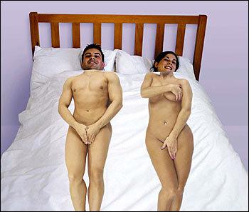 Sábanas nudistas