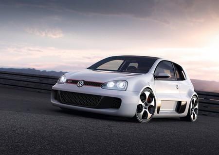 Volkswagen Golf Gti W12 650 Concept 2007 1280 01