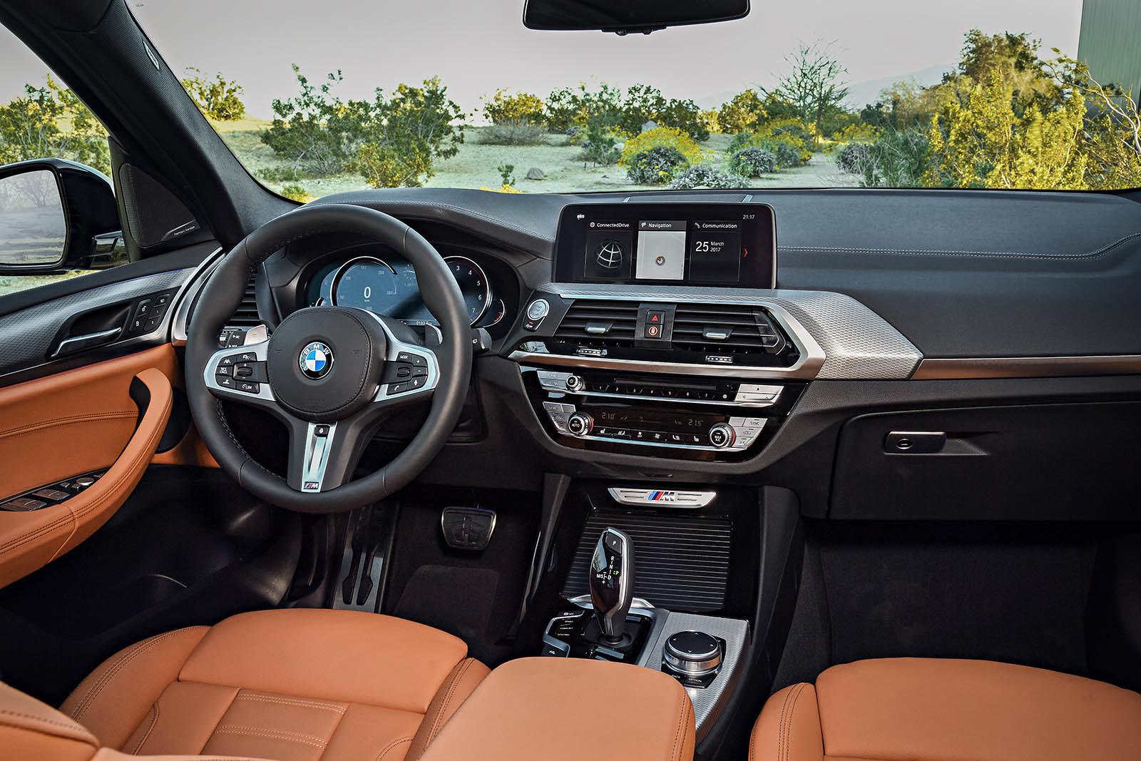 Foto de BMW X3 2018 (21/34)