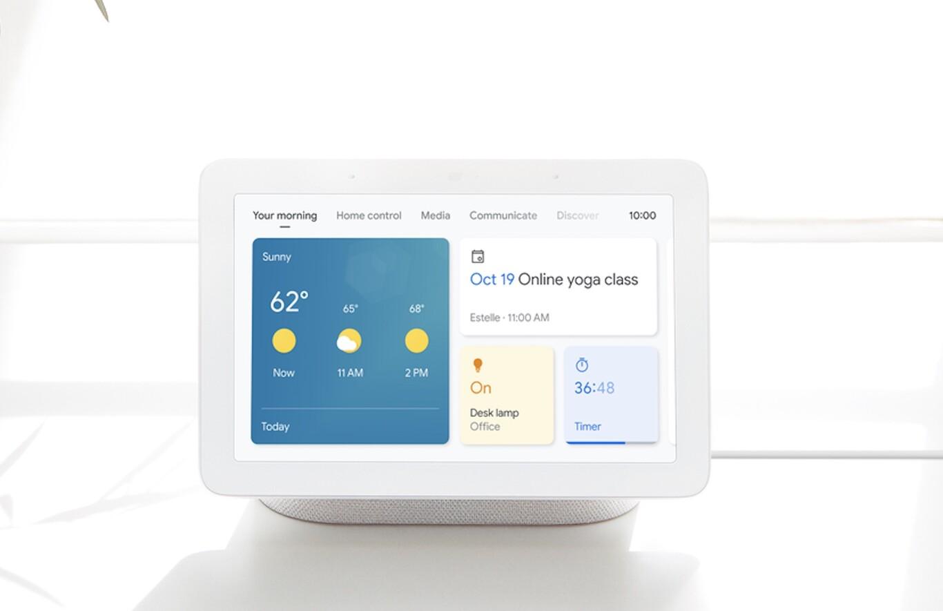 Google renueva su software para altavoces inteligentes con pantalla: nueva interfaz, más controles, integraciones y más