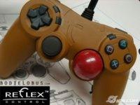 BodieLobus, mando de PS2 con trackball