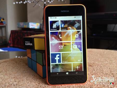 Nokia Lumia 530, primeras impresiones