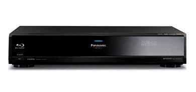 DMP-BD10, BluRay de Panasonic para septiembre