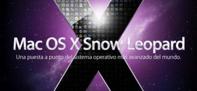 Los requisitos mínimos de Snow Leopard [WWDC'09]