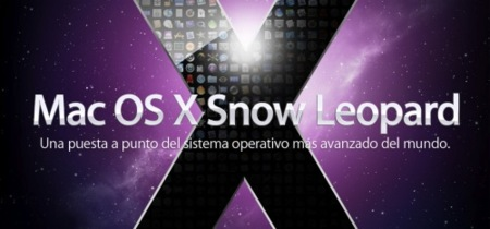 Los requisitos mínimos de Snow Leopard [WWDC'09]