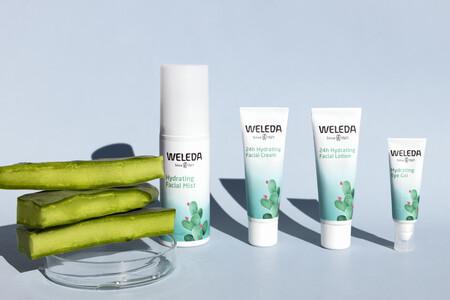 El cactus se convierte en el ingrediente it de belleza gracias a esta nueva rutina facial hidratante de Weleda