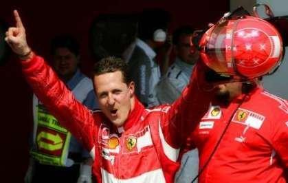 Schumacher arrebata el récord a Senna