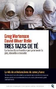 'Tres tazas de té', de Greg Mortenson y David O. Relin