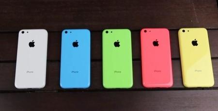 Aparecen nuevos detalles del iPhone 5C en video