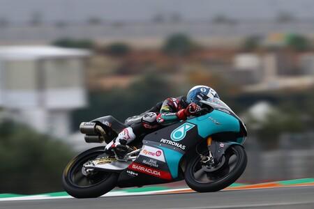 Mcphee Valencia Moto3 2020