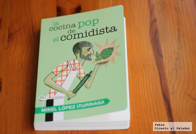 libro comidista pop