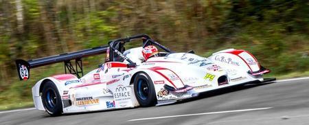 Nicolas Schatz, primer vencedor del Másters FIA de Montaña