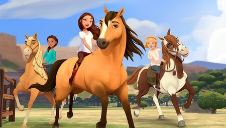 Spirit Riding Free Picture 1