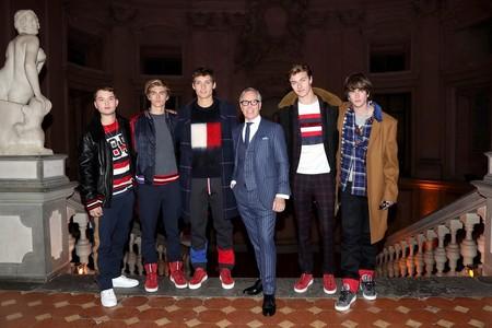 Tommy Hilfiger se rodea de los millennials más famosos para presentar la colección Otoño 2017