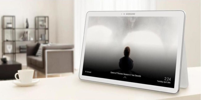 Le ha llegado competencia al iPad Pro, aquí está la Samsung Galaxy View