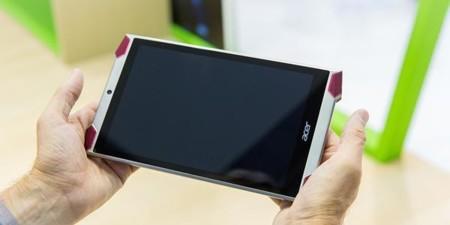Acer apuesta por el gaming en Android, así es su tableta Predator 8