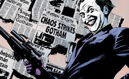 Gotham Central Joker