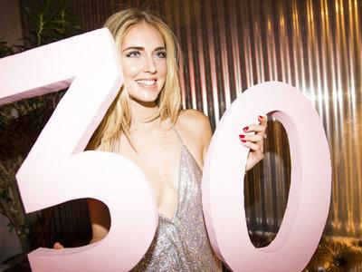 Chiara Ferragni se marca un Paris Hilton en su fiesta de 30 aniversario en Milán